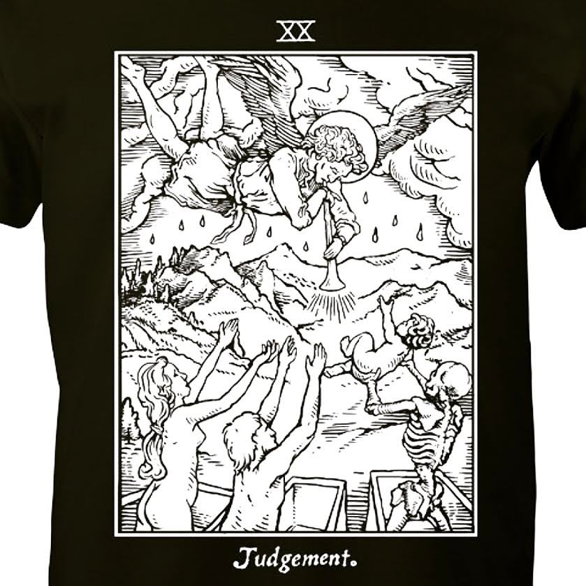 Image of Judgement Tarot Shirt