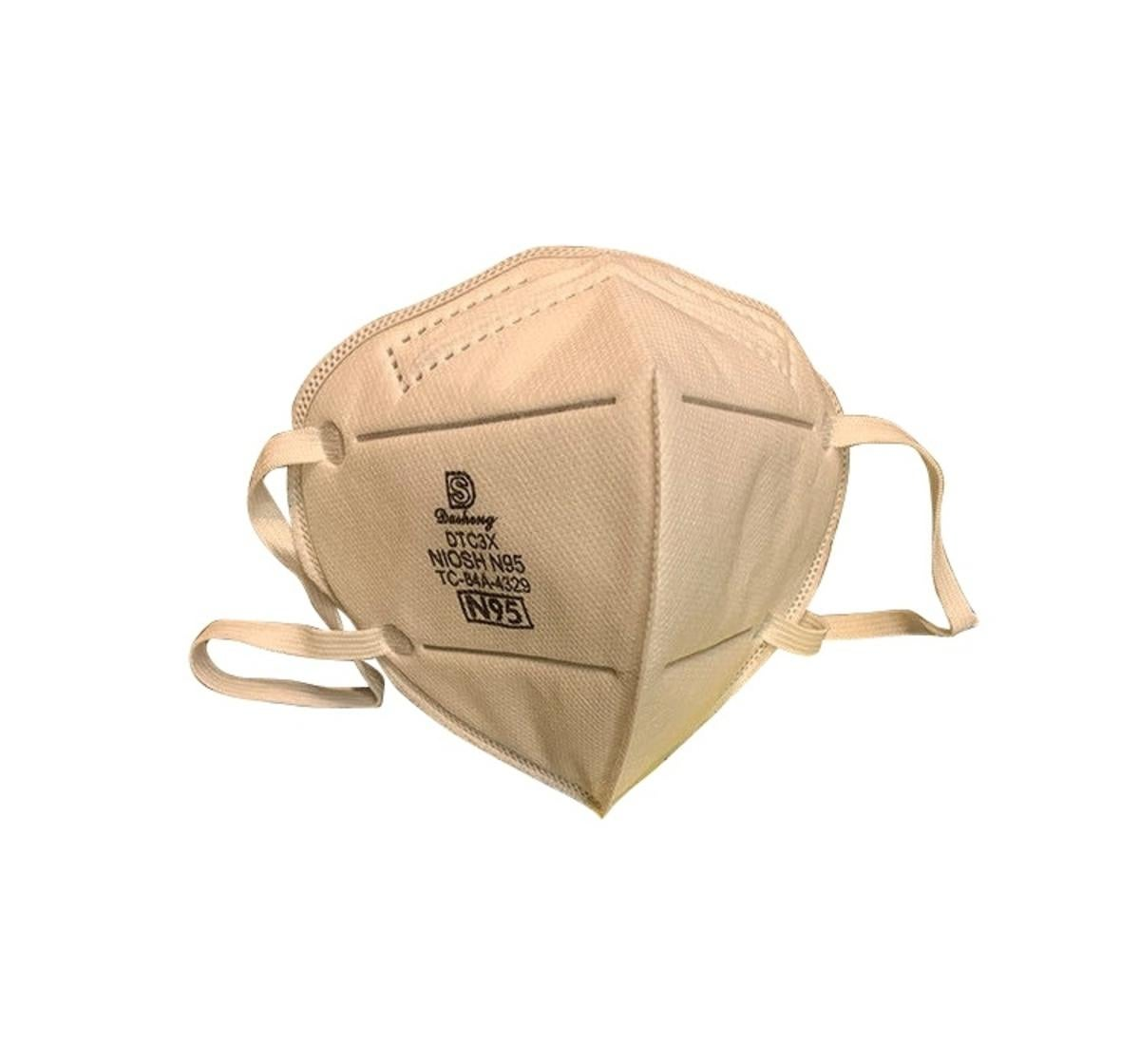 Image of  NIOSH N95 FACE MASK PACK OF 3