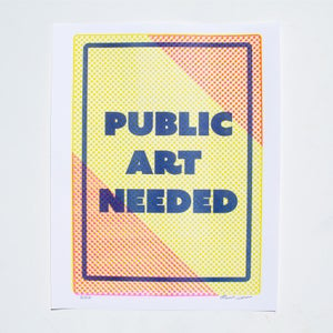Image of Public Art Needed