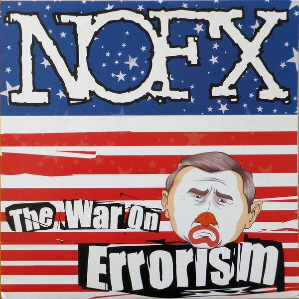 Image of NOFX - The War On Errorism LP