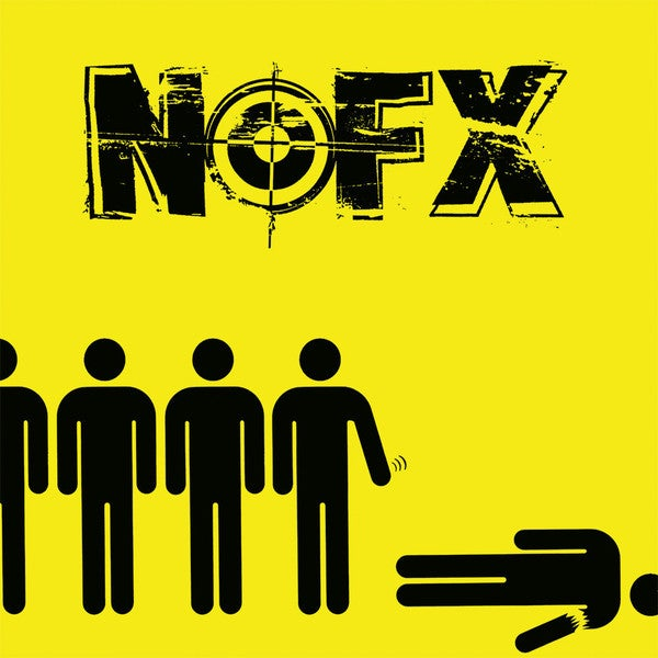 Image of NOFX ‎– Wolves In Wolves' Clothing LP