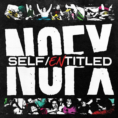 Image of NOFX - Self/Entitled LP