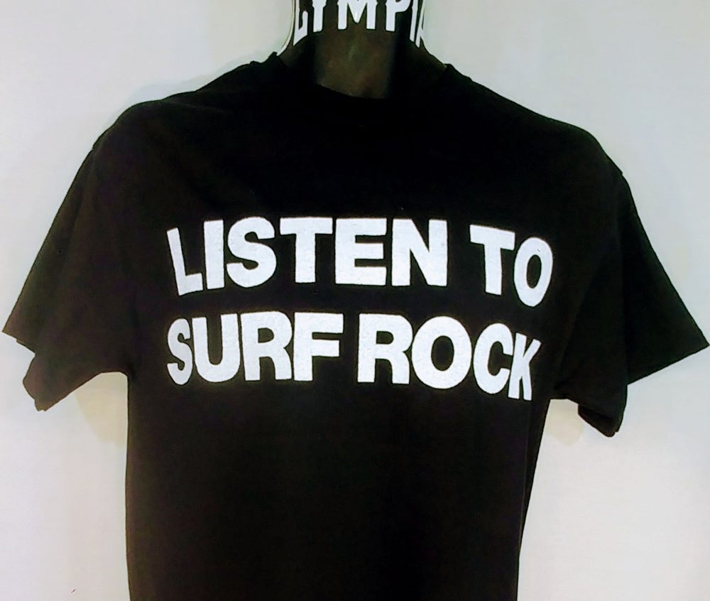 "Image of Didactic: ""Listen to Surf Rock"" - Shred Life Collab."