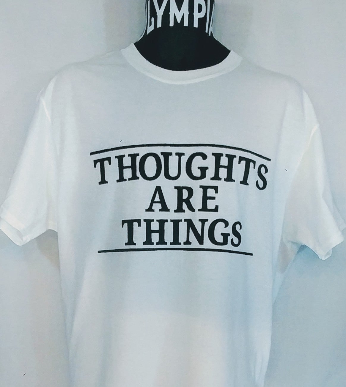 "Image of Didactic ""Thoughts are Things"" Tees"