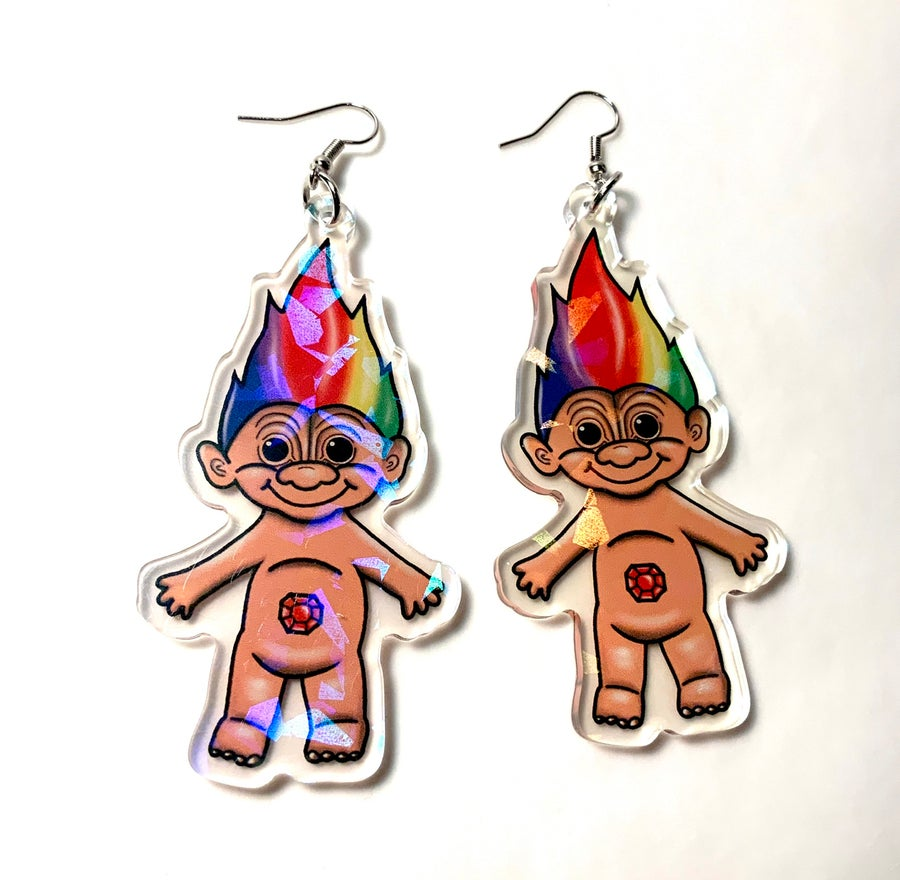 Image of Troll Earrings