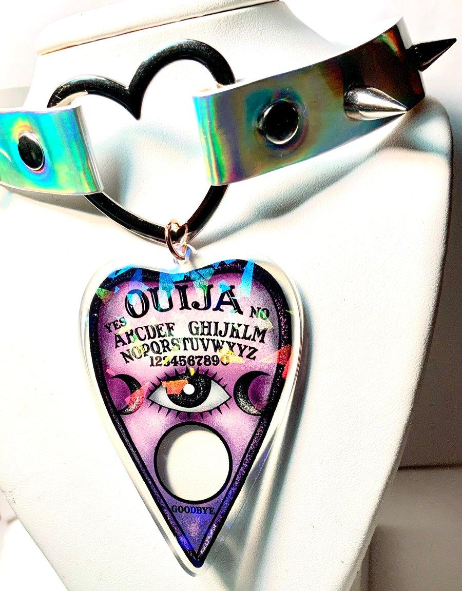 Image of Pink Ouija Choker