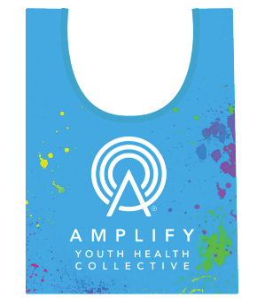 Amplify Tuck and Toss Tote Bag
