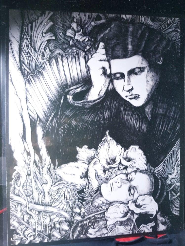 Image of Art Print #007