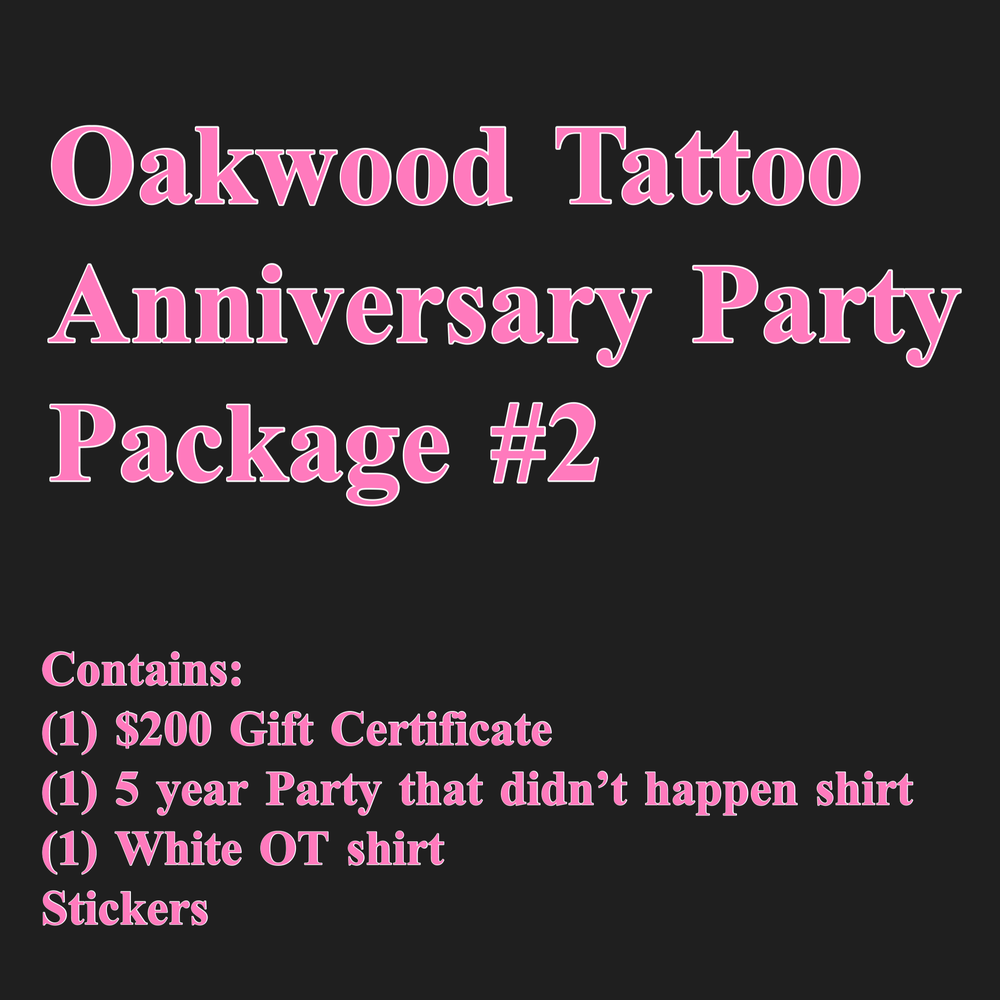 Image of Anniversary Package 2
