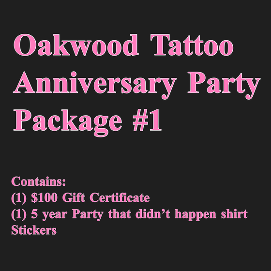 Image of Anniversary Package 1