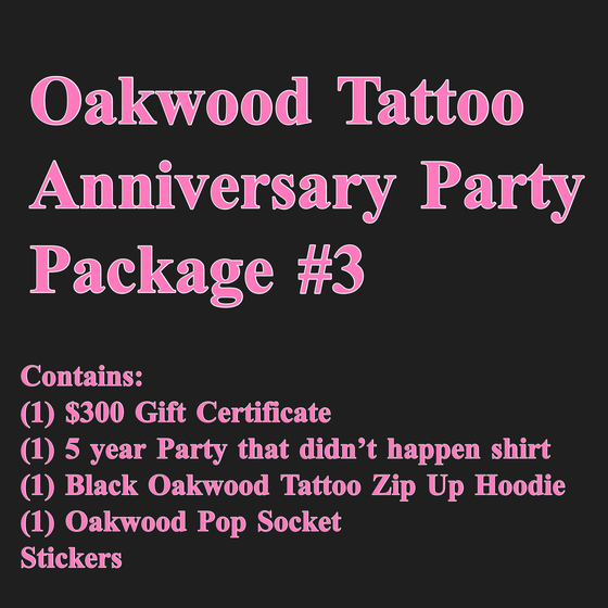 Image of Anniversary Package 3