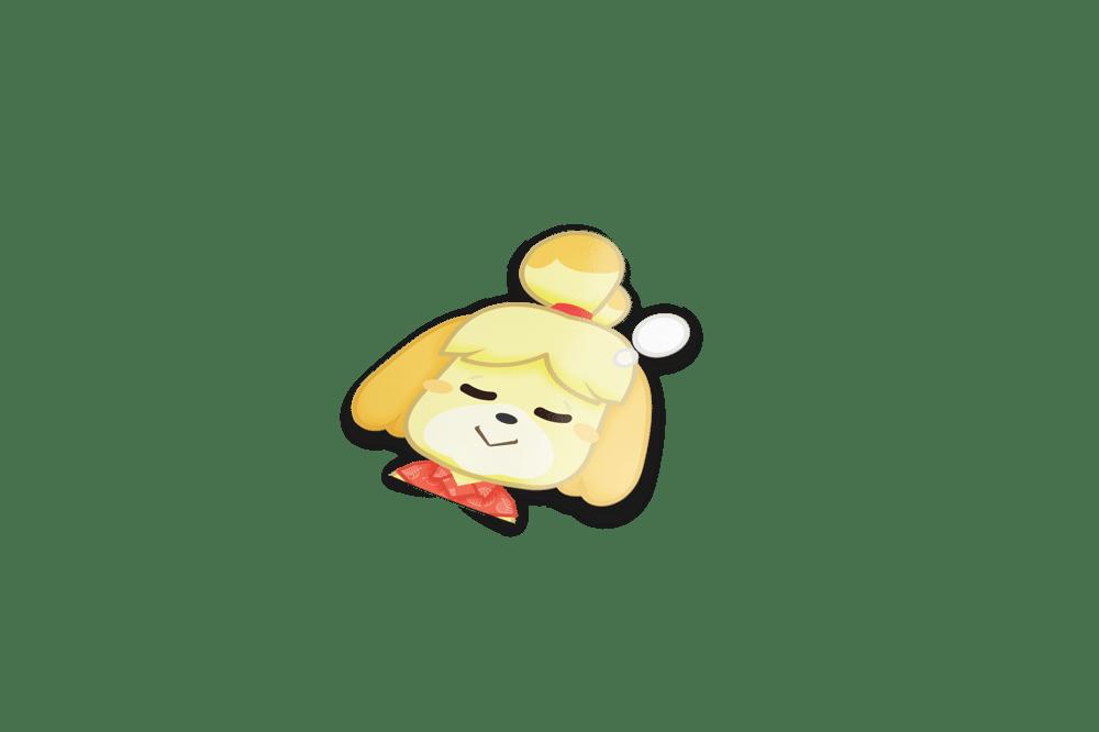 Image of Sleeping Isabelle