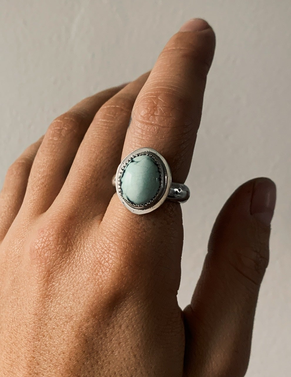 Image of Variscite Empress Ring