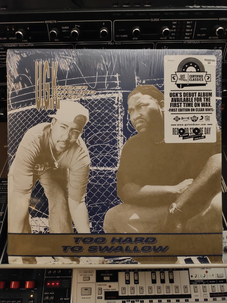 Image of UGK – Too Hard To Swallow