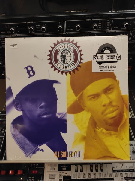 Image of Pete Rock & C.L. Smooth ‎– All Souled Out