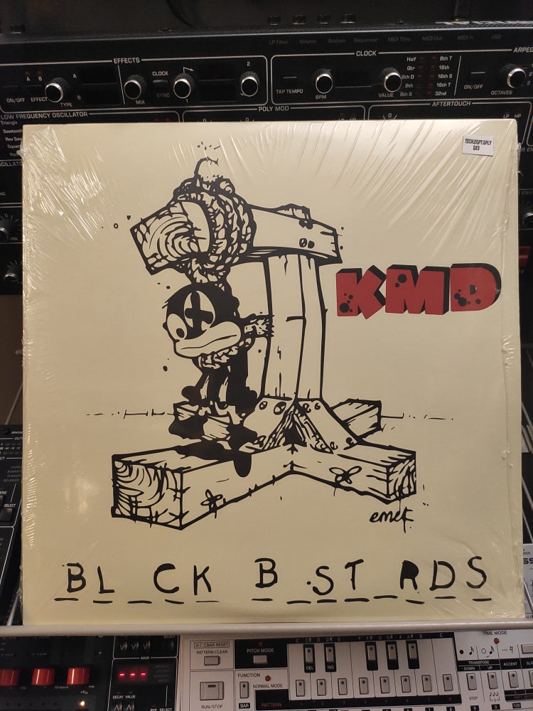 Image of KMD – Bl_ck B_st_rds