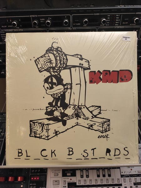 Image of KMD ‎– Bl_ck B_st_rds