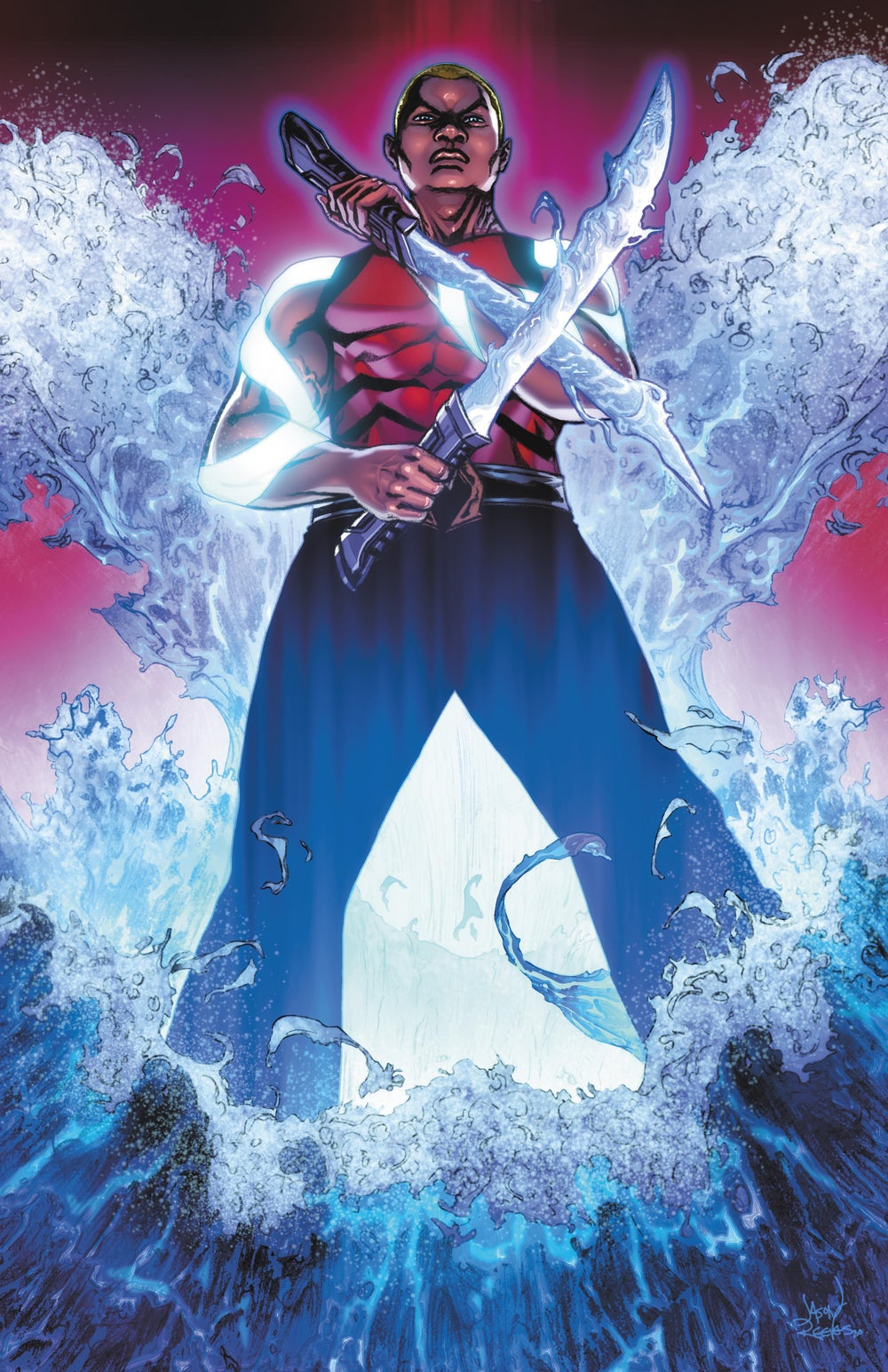 Image of Aqualad (POSTER/PRINT)