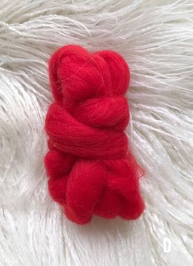 Image of Wool Roving