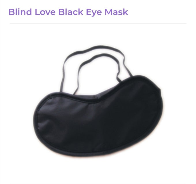 Image of Blind Love Eye Mask