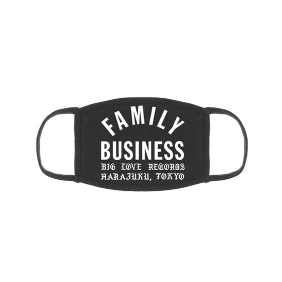 Image of BIG LOVE RECORDS SUPER MASK 2020 -FAMILY BUSINESS-