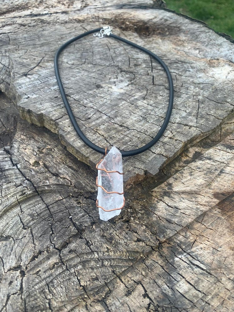 Image of Crystal Necklaces (2)