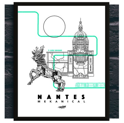 Image of NANTES MEKANICAL LONGMA