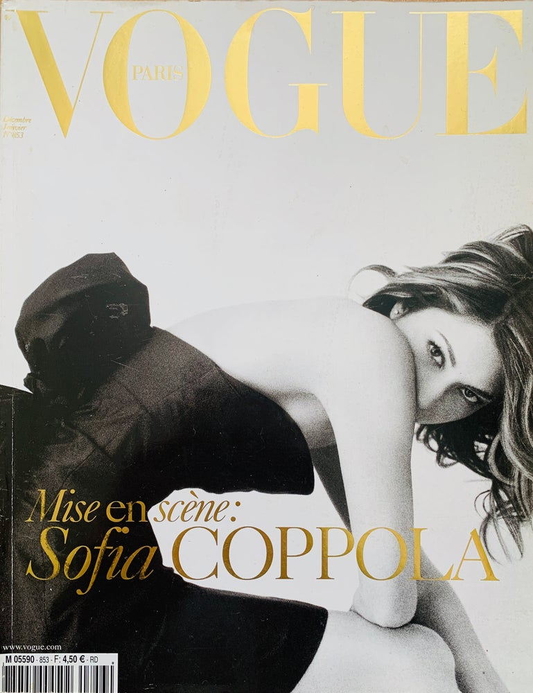 Image of (Vogue Paris)(ヴォーグ・パリ)(Dec 2004)