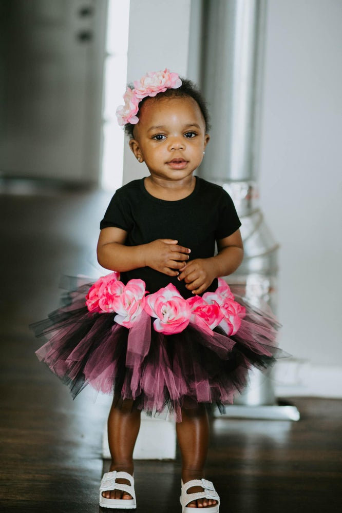 Image of Floral Frenzy Tutu
