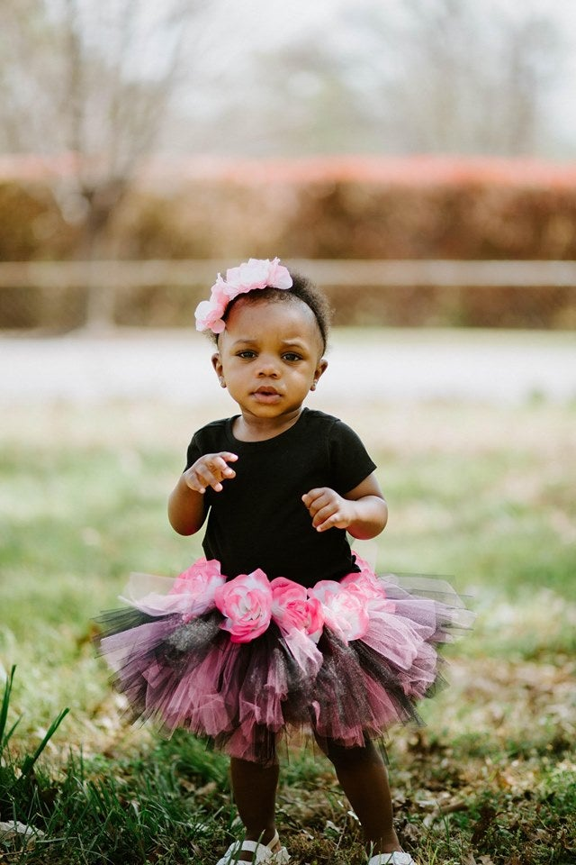 Image of Floral Frenzy Tutus