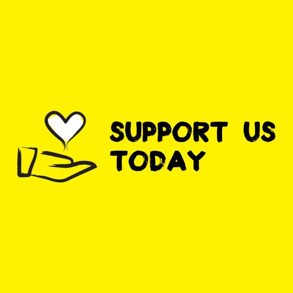 Image of Support us today!