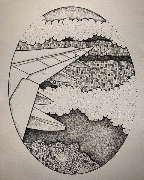 Image of Wanderlust print