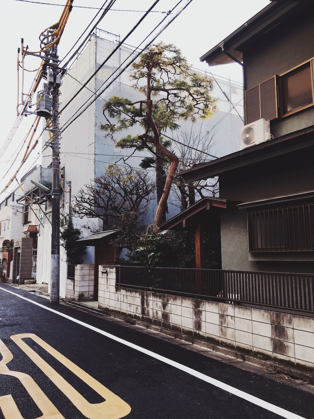Image of Tokyo Street - print
