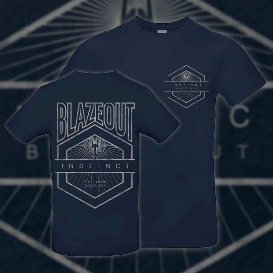 Instinct T-Shirt NAVY