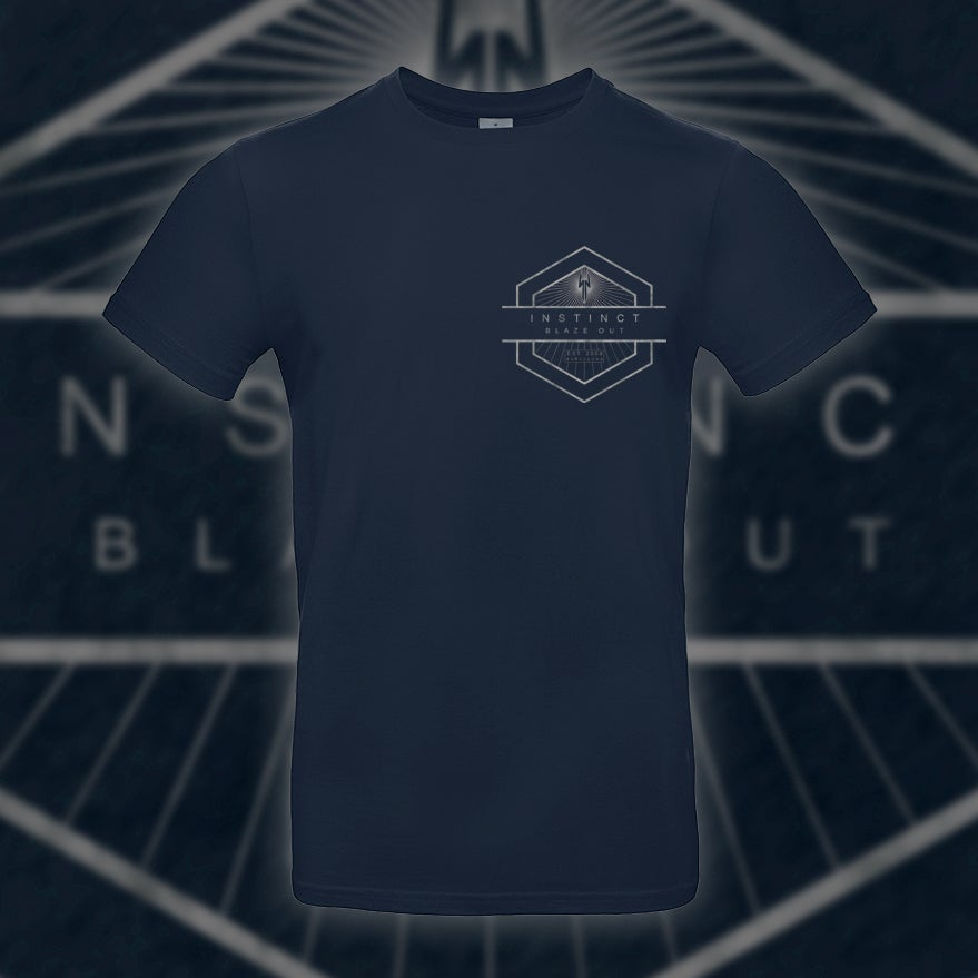 Instinct T-Shirt NAVY