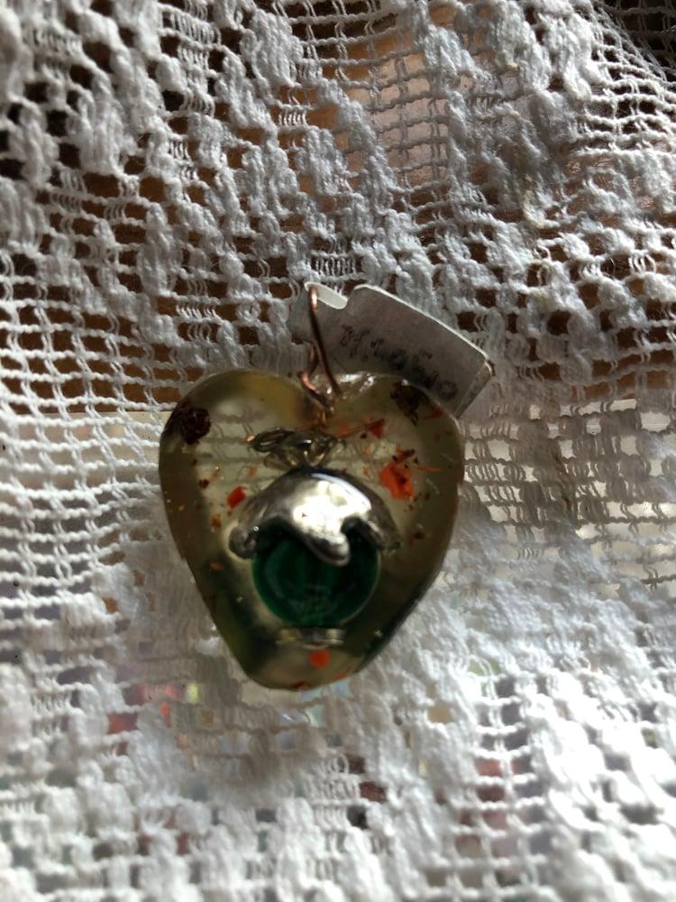 Image of Orgonite Heart  Pendant