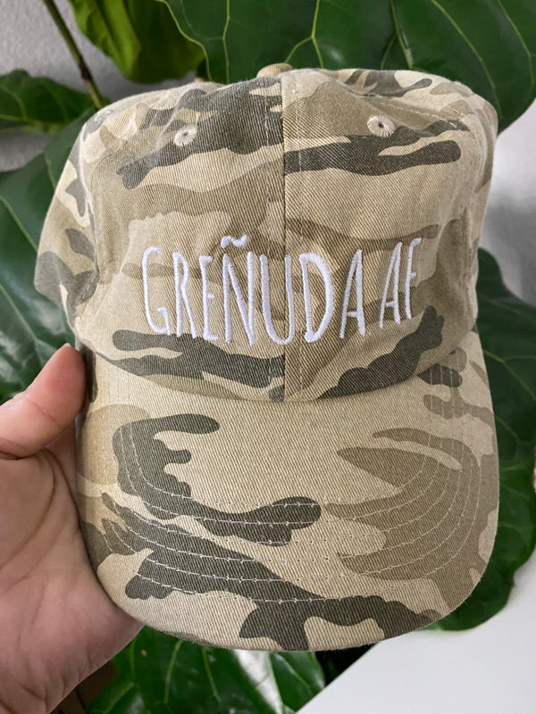 Image of Greñuda AF Dad Hats