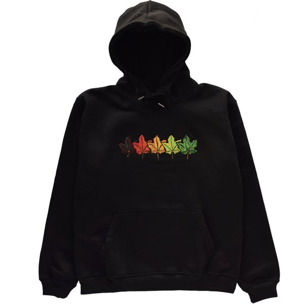 Image of Fall Leaves Hoodie