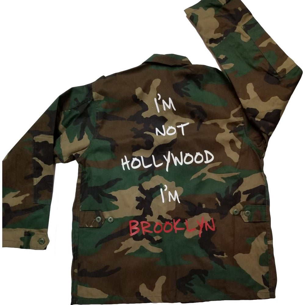 "Image of ""I'm Not Hollywood"" Camo"