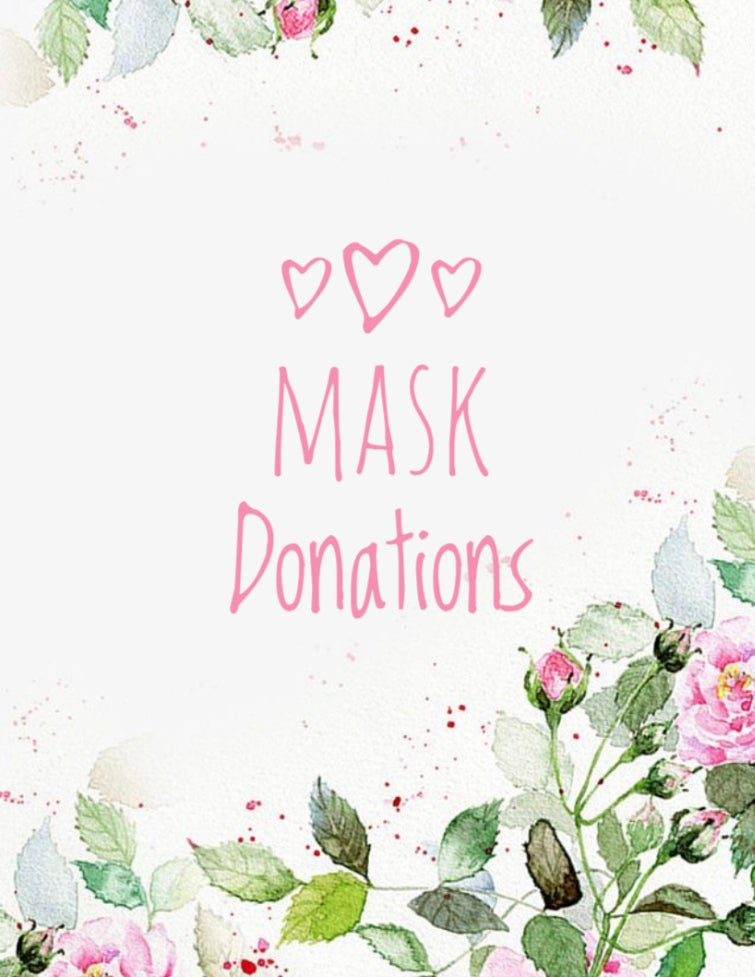 Image of Mask Donations