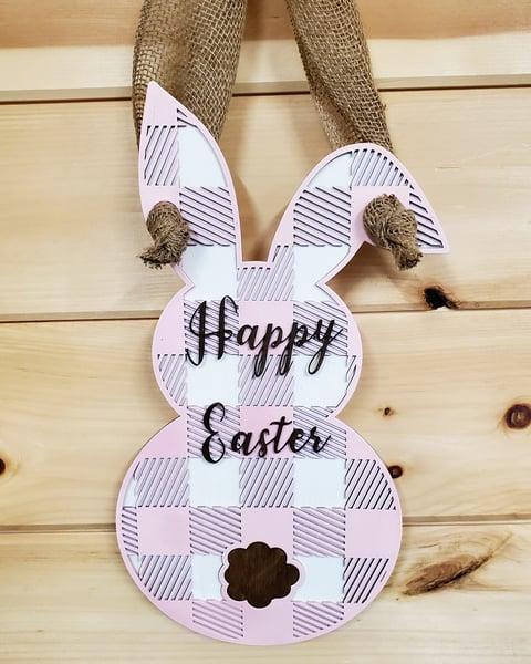 Image of Craft at Home Kit - Easter Door Hanger