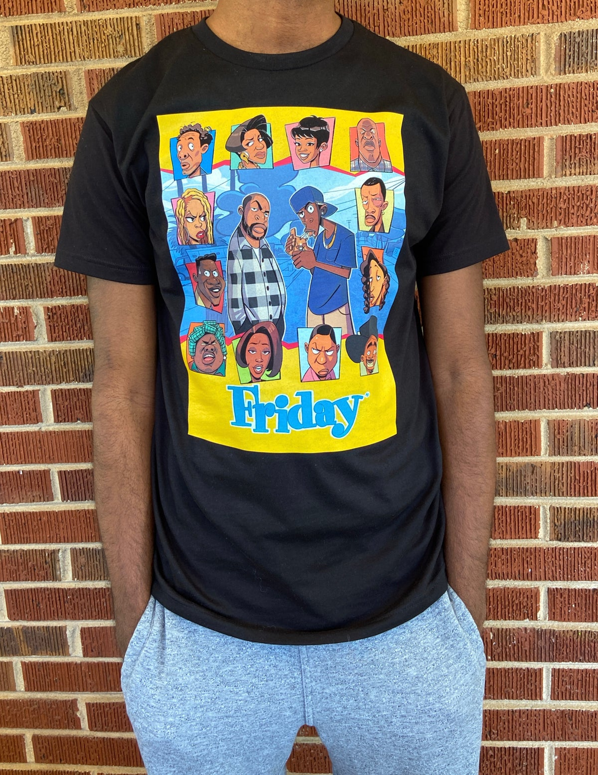 Image of Friday Tee