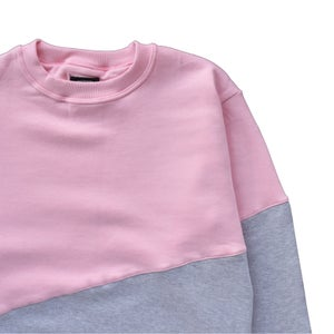 Image of Color Block Sweater