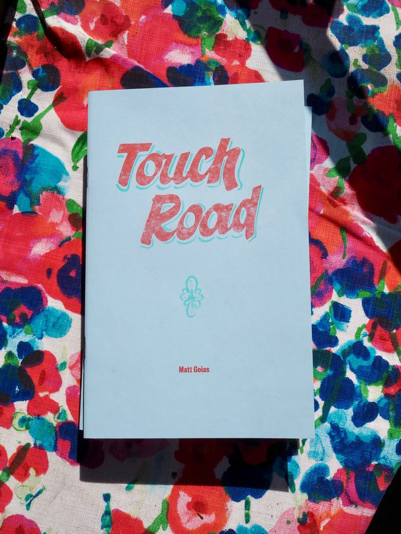 Image of Touch Road Zine