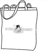 Image of Logo canvas tote bag
