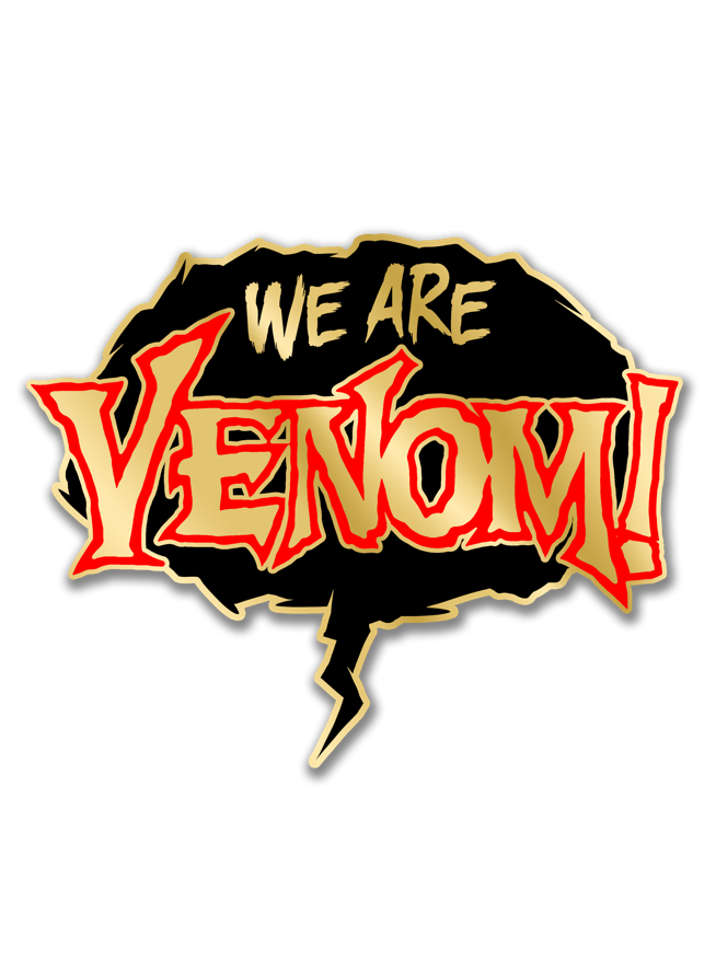 Image of We Are Venom (Primordial Variant) by Clay Graham