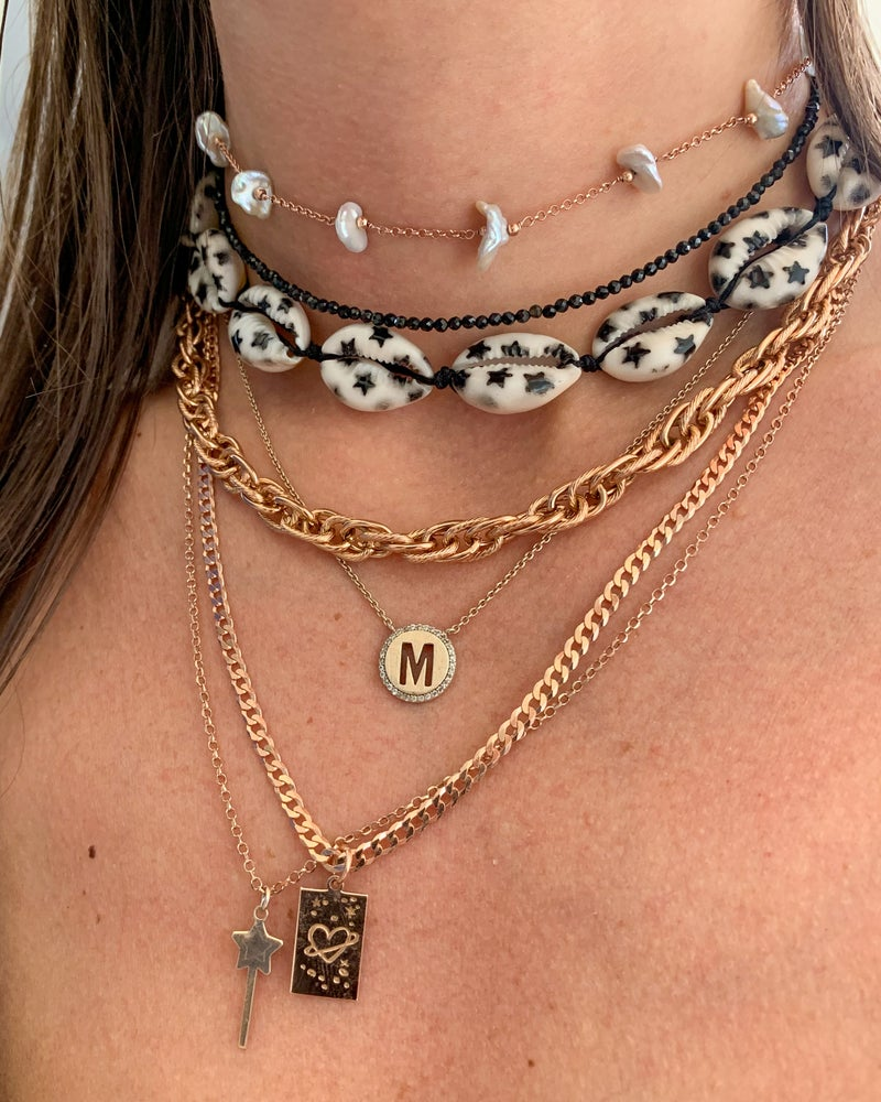 Image of COLLANA STELLE SHELL JEWELS