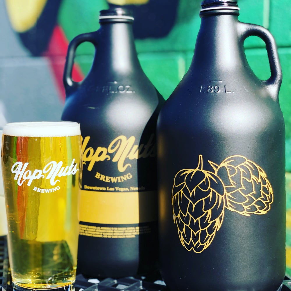 Image of Downtown Location Growler Fill with NEW Growler