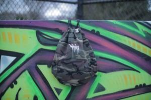 Image of F-Rock Drip Hoodie Bags