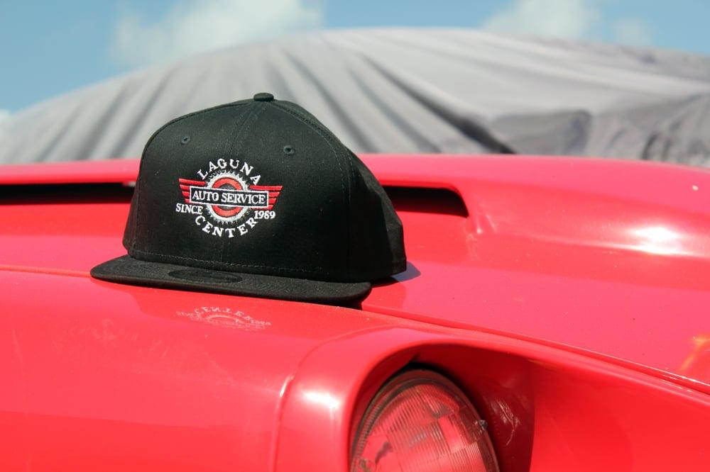 Image of LASC Classic Snapback Hat